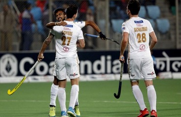 Dabang Mumbai snatch 3-2 win against Delhi Waveriders