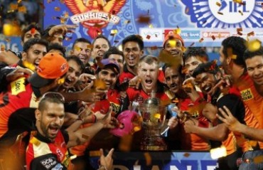 IPL-10 to kick-off on April 5; defending champs SRH will open proceedings against RCB