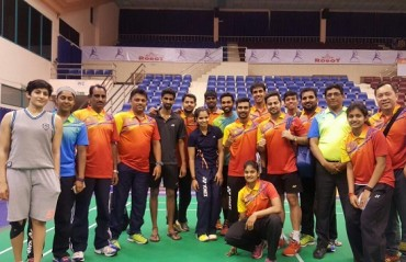 India to play Thailand in the quarter-final of BAMTC