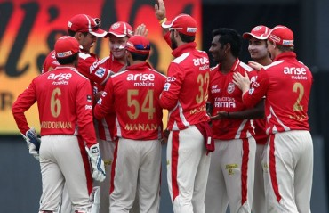 All Indian support staff team for Kings XI Punjab for IPL 10