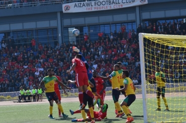 Play-by-Play: Aizawl FC beat Chennai City, make history as first NE club to go top of the I-League table