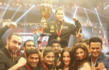 Sher-e-Punjab wins Maiden Super Fight League