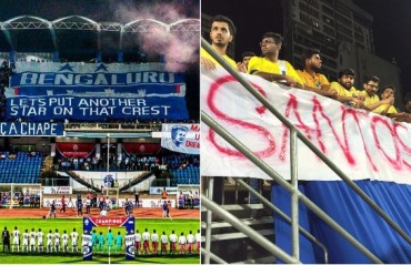 Bengaluru FC and Mumbai FC: A view from the fan's end