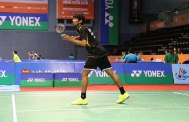 Srikanth, Harshit & Subhankar in RD 2 of German GPG while Tanvi ends her campaign
