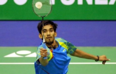 Srikanth, the lone Indian shuttler in pre-quarters, will face Chen Long