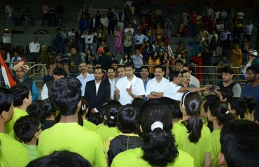 Gopichand academy now in Greater Noida, pictures & videos from the inauguration