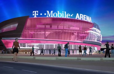 T-Mobile Arena To Become Las Vegas Home Of UFC