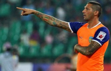 Chennaiyin FC and Marco Materazzi have parted ways by mutual consent