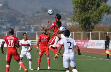 Play-by-Play: Aizawl consistency prevails; DSK missed chances,have themselves to blame