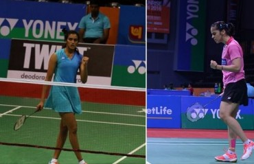 Sindhu, Saina sail into the quarterfinals of All England Championship; Prannoy crashes out