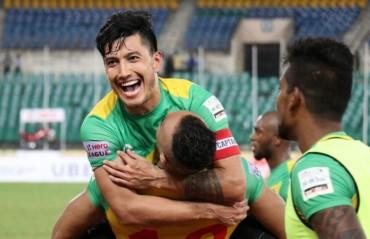 Amiri parts ways with Chennai City amidst public tiff with head coach