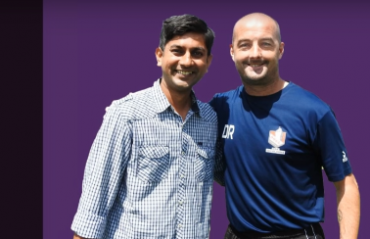 TFGInterview Podcast with Dave Rogers: Indian Football Potential ; I-league pain points
