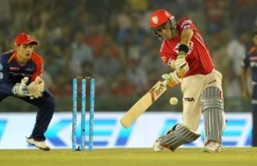 Glenn Maxwell replaces Murali Vijay as Kings XI Punjab captain