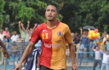 East Bengal's Bikash Jairu returns to fitness ahead of Chennai City fixture