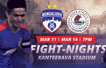 TFG Indian Football Podcast: Live from Kanteerava -- I-League weekend preview