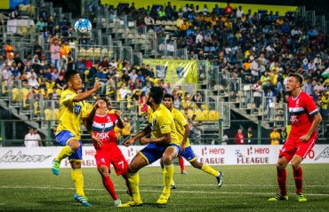 Play-by-Play: One way traffic at the Balewadi; DSK Shivajians went on a rampage on Mumbai FC