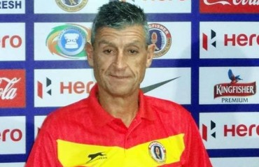 East Bengal coach Trevor Morgan saddened by CCFC loss, faces ire from club secretary