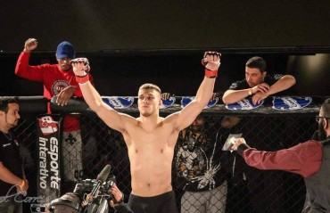 #TFGinterview: Thiago Vieira: Will stop at nothing but the Brave Combat Federation Championship