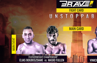 Brave 4: Full fight card announced For the fight night