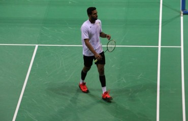 Prannoy & Pranaav/Sikki ousted from QF of Swiss GPG