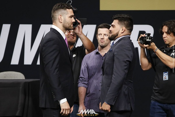 UFC on Fox 25: Weidman vs. Gastelum Results