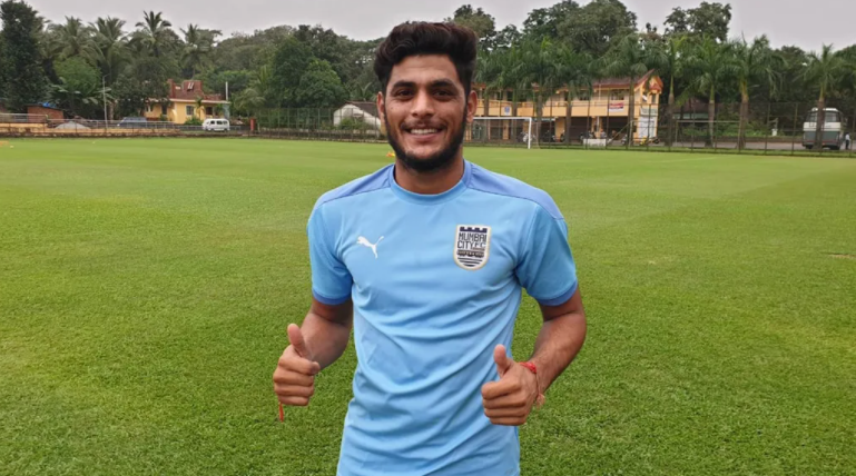 ISL 2020 - Mumbai City FC announce signing Mehtab Singh on a three-year contract