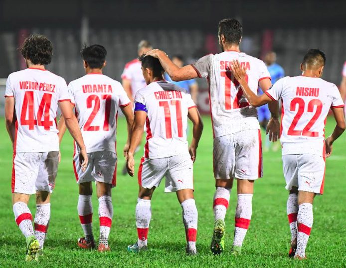 AFC Cup: Bengaluru FC through to knockouts with an assist from Aizawl