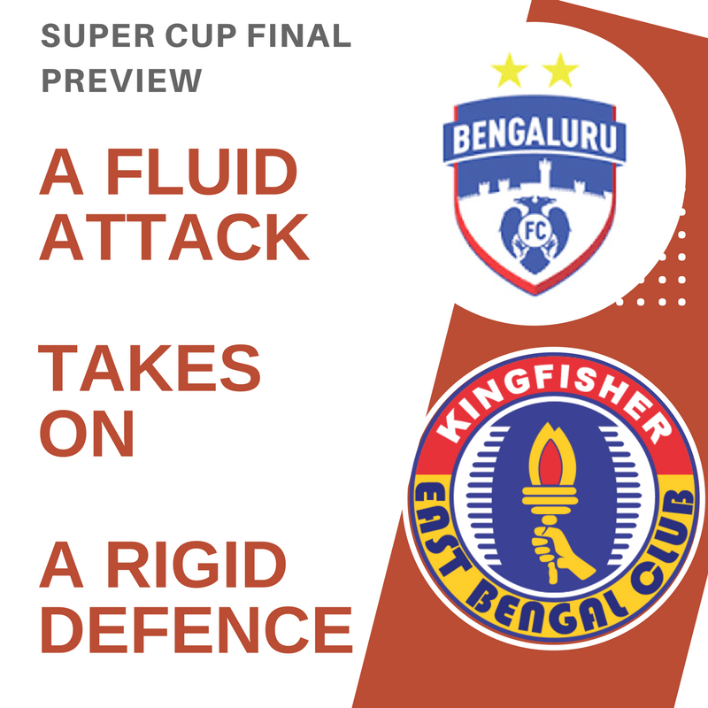 Bengaluru FC lifts inaugural Indian Super Cup