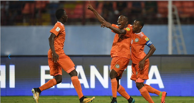 Spain bounce back after Brazil loss, win 4-0 against Niger