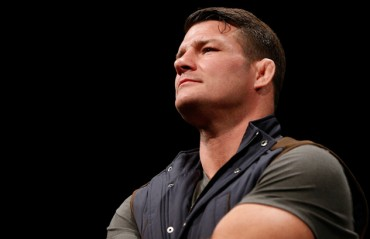 Michael Bisping willing to give Romero A title shot if GSP is not ready by July