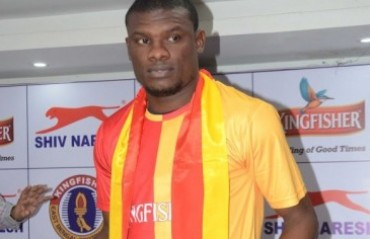 East Bengal sweat over fitness of strikers Wedson and Payne