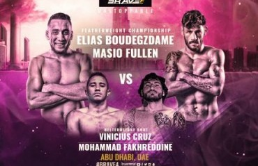 Brave 4 Results – Boudegzdame crowned Champion, Atif suffers defeat