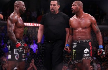 Bellator 175 Results: King Mo edges out Rampage Jackson
