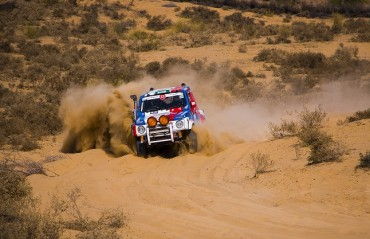 Dakar Challenge set to herald a new era in Indian Motorsports