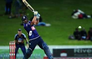 KKR replace suspended Andre Russell with Colin de Grandhomme