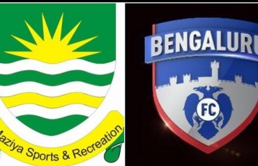 FULL VIDEO: Maziya S&RC 0-1 Bengaluru FC AFC Cup Group Stage -#MAZvBFC