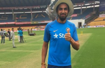 Ishant Sharma finds new home in Kings XI Punjab ahead of IPL 10
