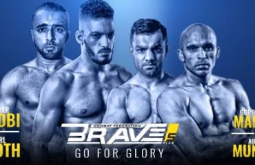 Brave Combat Federation reveals Full fight card for Brave 5