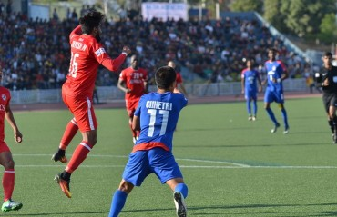 Play-by-Play: Jugovic's last minute strike sinks Aizawl hearts