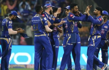 WATCH: Mumbai Indians bust a few moves in a special music video