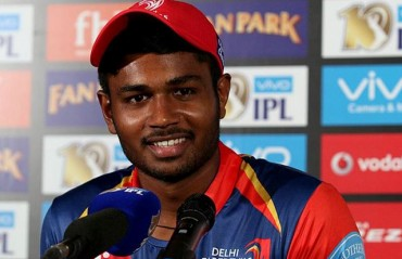 All credit to DD's management for supporting me in my tough moments : Sanju Samson