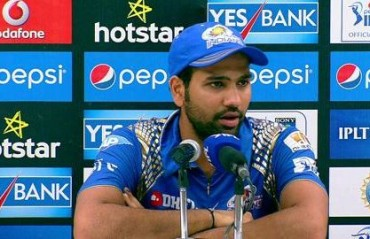 Happy with 2 wins in 3 games, but big challenge ahead against RCB: Rohit