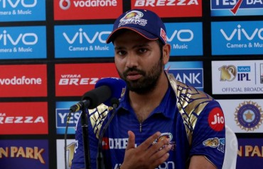 Would love to open but batting at 3 or 4 gives MI the right balance: Rohit Sharma