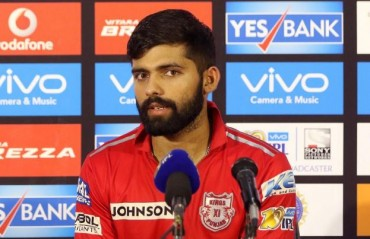 Unfortunate that I couldn't help KXIP cross the line against SRH, says Manan Vohra