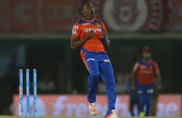 GL all-rounder Bravo withdraws from IPL 10 with hamstring injury