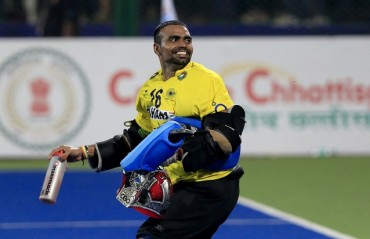 We want to start the 26th Sultan Azlan Shah Cup on a great note: Sreejesh