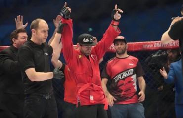Brave 6 Results: Eldarov dominates, Carlsson and Fakhreddine secure wins