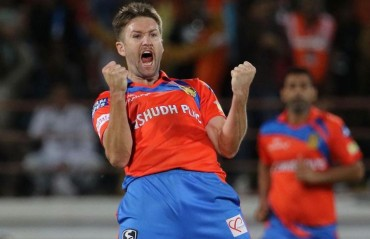Blow for Gujarat Lions as Andrew Tye gets ruled out of IPL 10