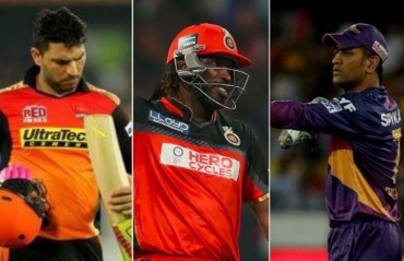 IPL-10 FANTASY FLOPS: Big guns who disappointed in fantasy cricket leagues