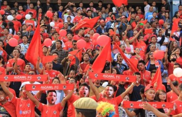 The Last Lap to Victory: stories from Aizawl's journey to I-League glory (Part One)